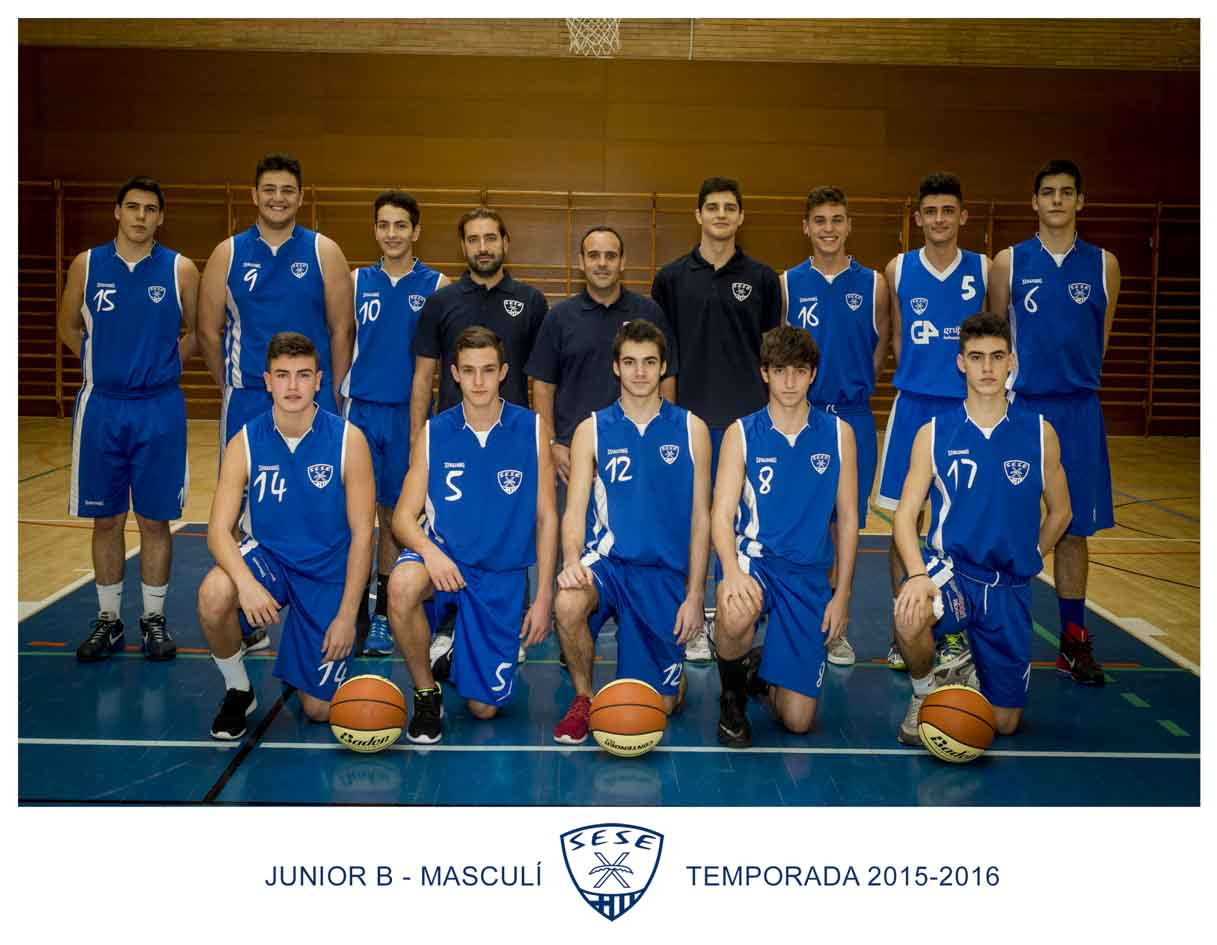 Junior B masculí